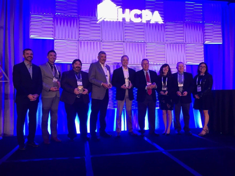 HCPA Award: Congratulations John!
