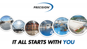 Precision It All Starts With You Thailand
